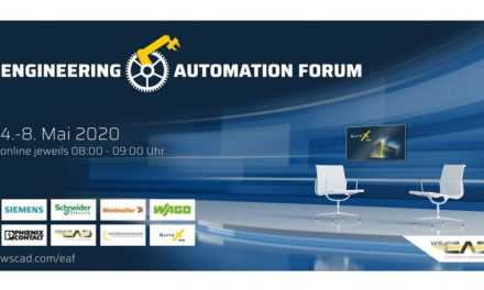 Virtuelles Engineering Automation Forum im Mai