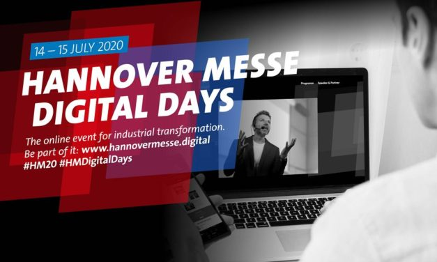 Hannover Messe Digital Days am 14. und 15. Juli