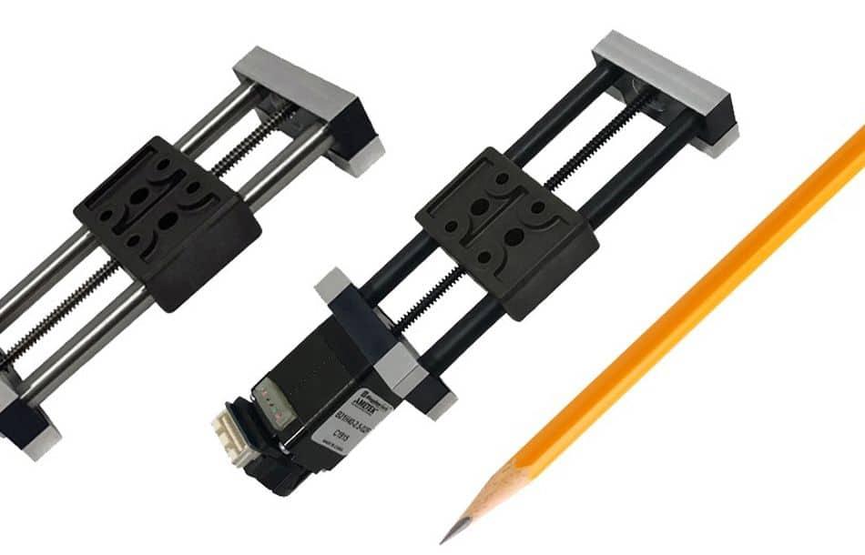 Miniatur-Lineareinheiten für die Laborautomation