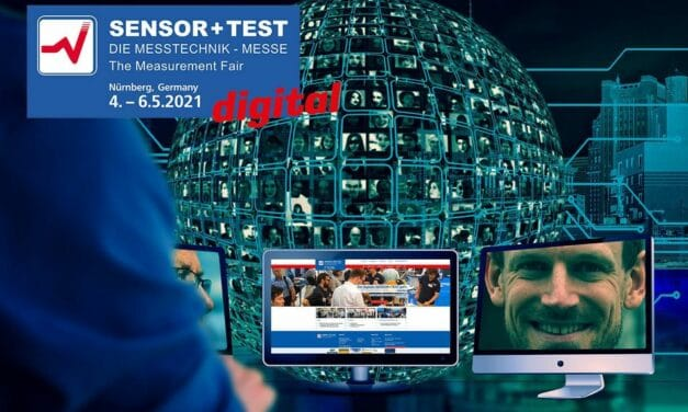 Sensor+Test 2021 als rein digitales Event