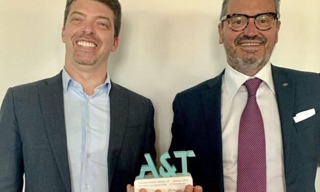 Bonfiglioli IoTwins-Projekt gewinnt Award