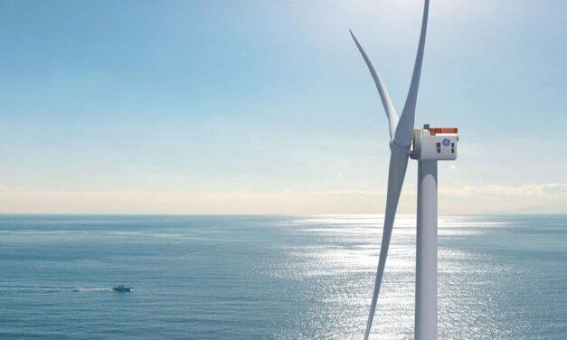 Umrichter für weltweit größten Offshore-Windpark