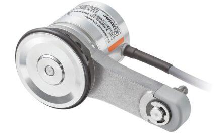 Direkte Messung mit kompaktem und flexiblem Messradsystem