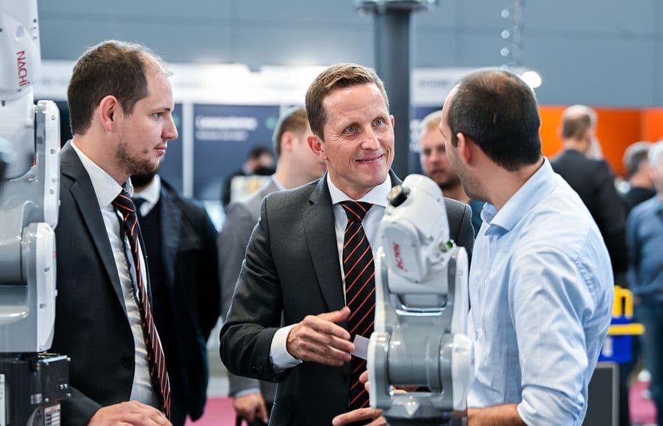 Motek – Branche trifft sich in Stuttgart