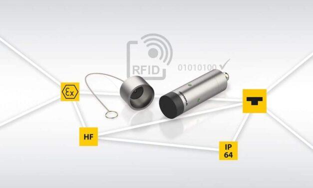 HF-RFID-gestützte Zustandserfassung im Ex-Bereich