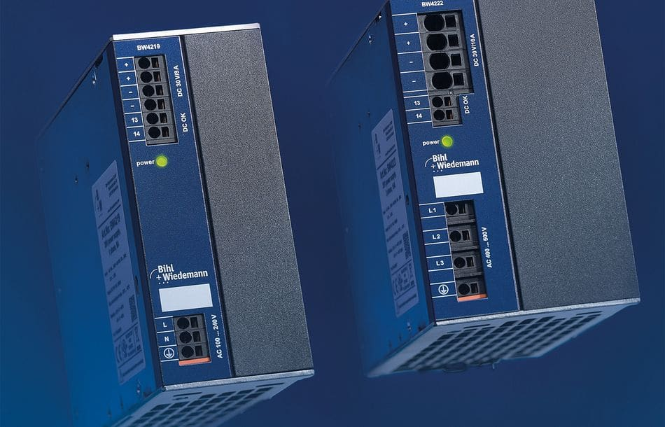 30-V-Netzteil-Generation für ASi-5