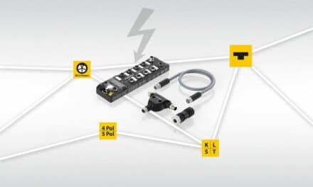 Durchgängiges M12-Power-Portfolio