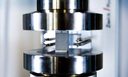 Prüfmaschinenreihe für additiv gefertigte Teile