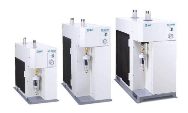 Druckluft-Kältetrockner schützen Komponenten