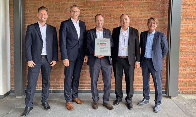 """Schunk erhält """"Bosch Global Supplier Award"""""""