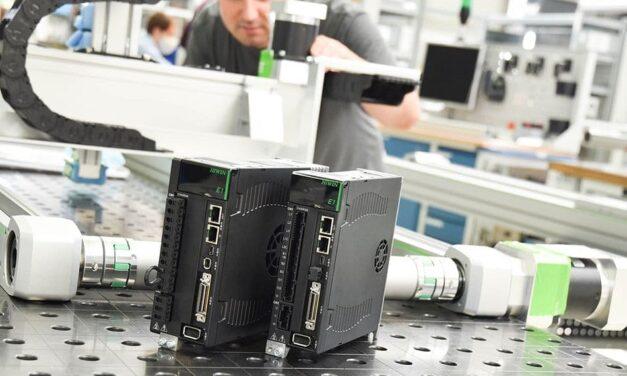 Passgenaue Antriebsverstärker erweitern Portfolio