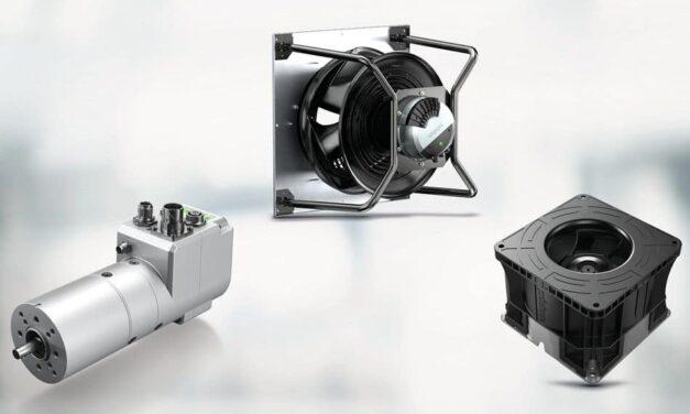 Antriebstechnik mit Industrial-Ethernet-Technologie